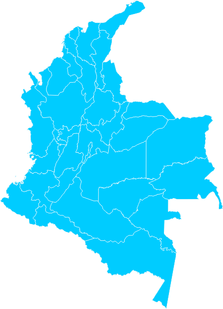 Colombia país